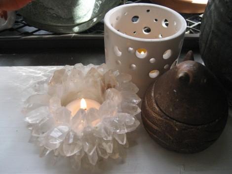 candle!